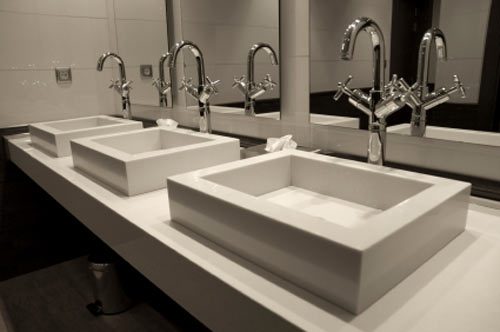 Commercial Plumbing Services In Naples FL - Bathroom fixtures naples fl