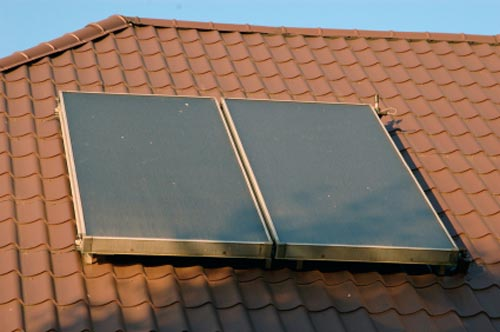 Solar Water Heaters Installation and Plumbing Services